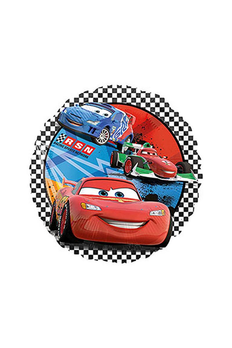 Cars RSN Folyo Balon 43cm 1 Adet