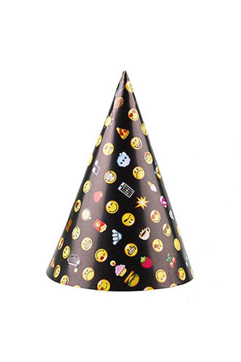 Emoji Külah Şapka 8li