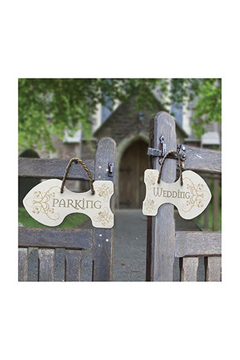 Rustik Düğün Afişi 6lı - Thumbnail