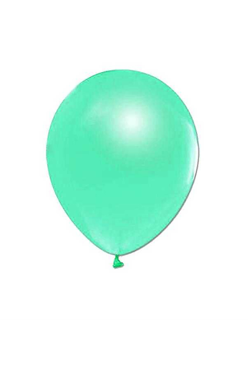 Lateks Balon Turkuaz 12 İnc