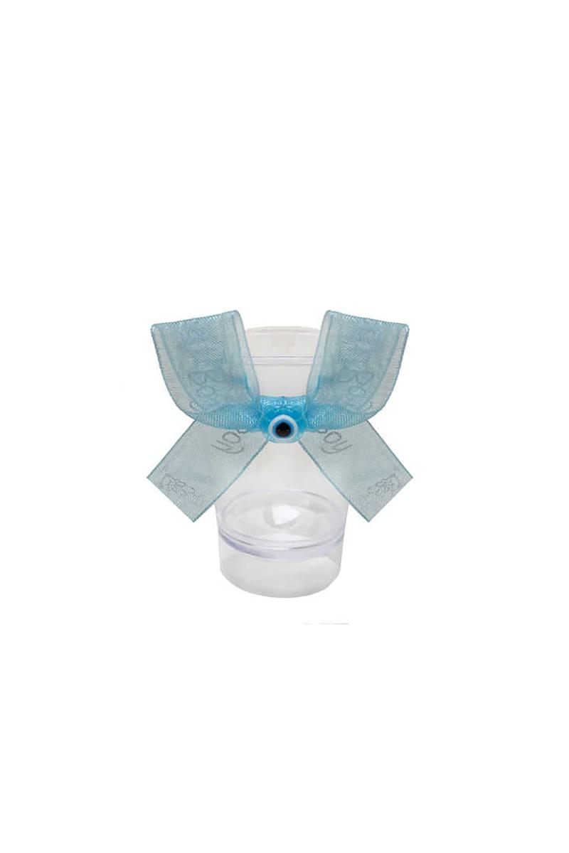 Bardak Lohusa Bardağı Asetat Kutulu Mavi Pakette 12 Adet