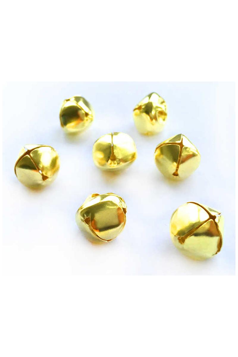 Çıngırak Zil Orta 1.5 Cm Altın Pakette 1 Adet