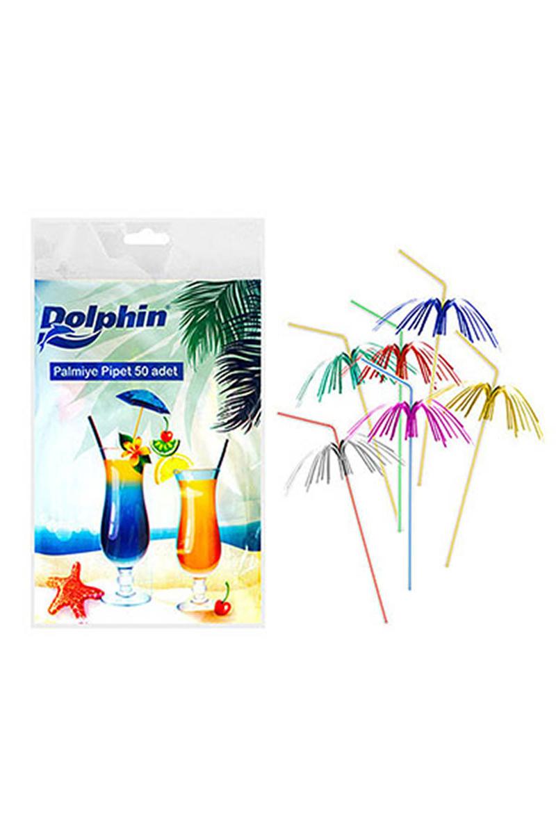 Dolphin Palmiye Pipet 50li