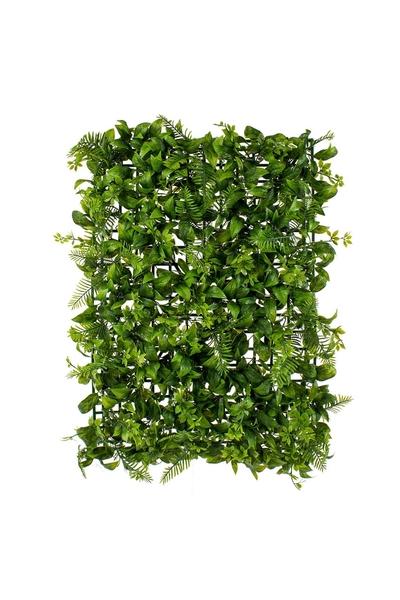 Çim Tabaka Yapay Yeşil Renk 40x60cm 1 Adet