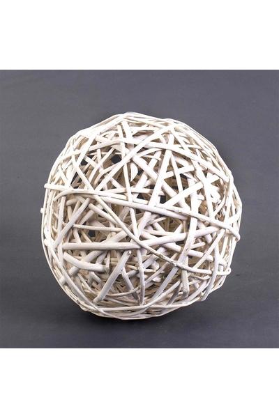 Dal Topu Beyaz Renk 20cm 1 Adet
