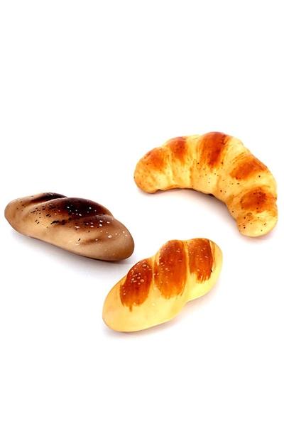 Yapay Ekmek 12cm 3lü