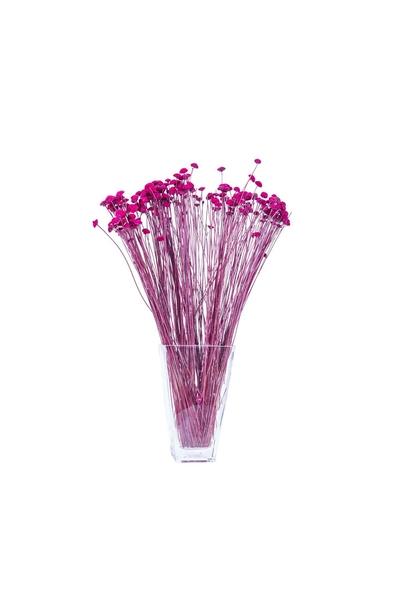 Fuşya Yapay Çiçek 48cm