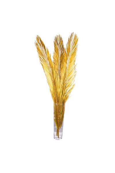 Palmiye Yaprağı Altın 200cm 1 Adet