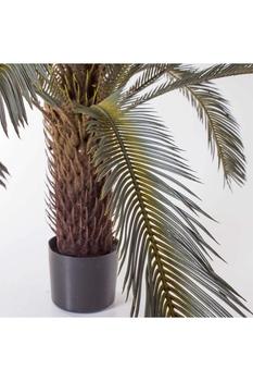 Yapay Palmiye Ağacı Kahverengi 120cm 1 Adet - Thumbnail