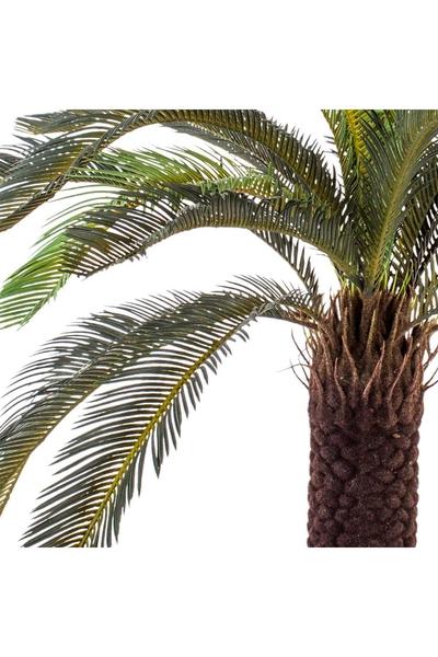 Yapay Saksıda Palmiye Ağacı Yeşil Renk 85cm 1 Adet