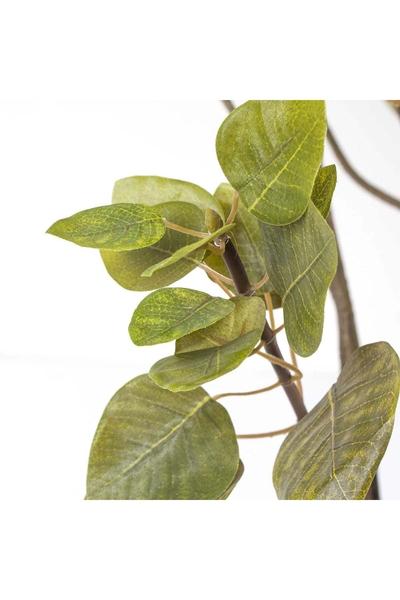 Yapay Coggyria Ağacı Yeşil Renk 90cm 1 Adet