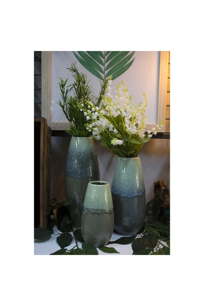 Yapay Bitki Podocarpus 44cm 1 Adet