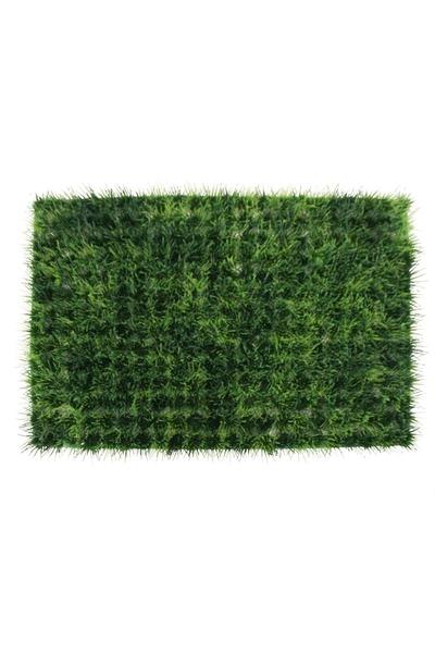 Yapay Çim Tabaka Yeşil Renk 40x57cm 1Adet
