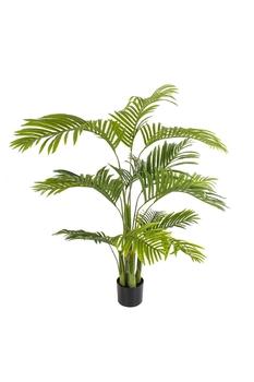 Yapay Palmiye Ağacı Golden Can Yeşil Renk 120cm 1Adet - Thumbnail