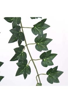 Yapay Sarmaşık Bitki Yeşil Renk 180cm 1Adet - Thumbnail