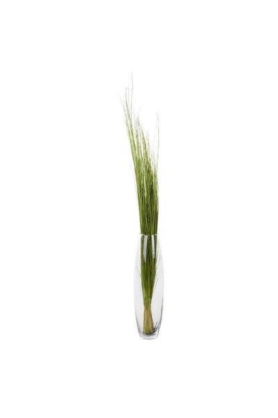 Yapay Bright Grass Bitkisi Yeşil Renk 90cm 1 Adet