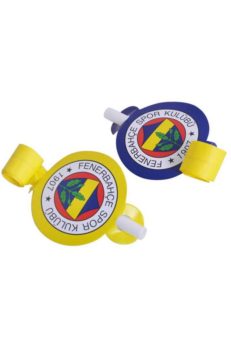Fenerbahçe Kaynana Dili-Düdük 3cm x 25cm 4 Adet