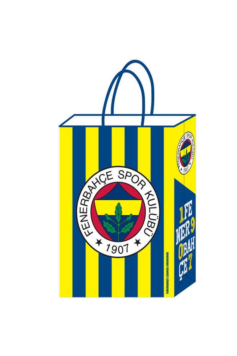 Fenerbahçe Kraft Parti Çantası 18x24cm 12li
