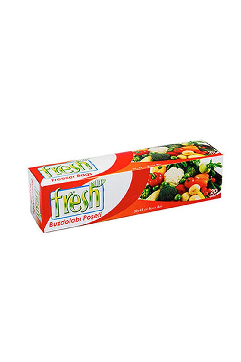 Fresh-Up Buzdolabı Poşeti Büyük Boy 20li