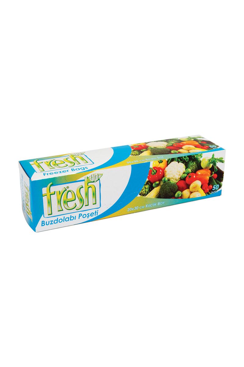 Fresh Up Buzdolabı Poşeti Küçük 50li