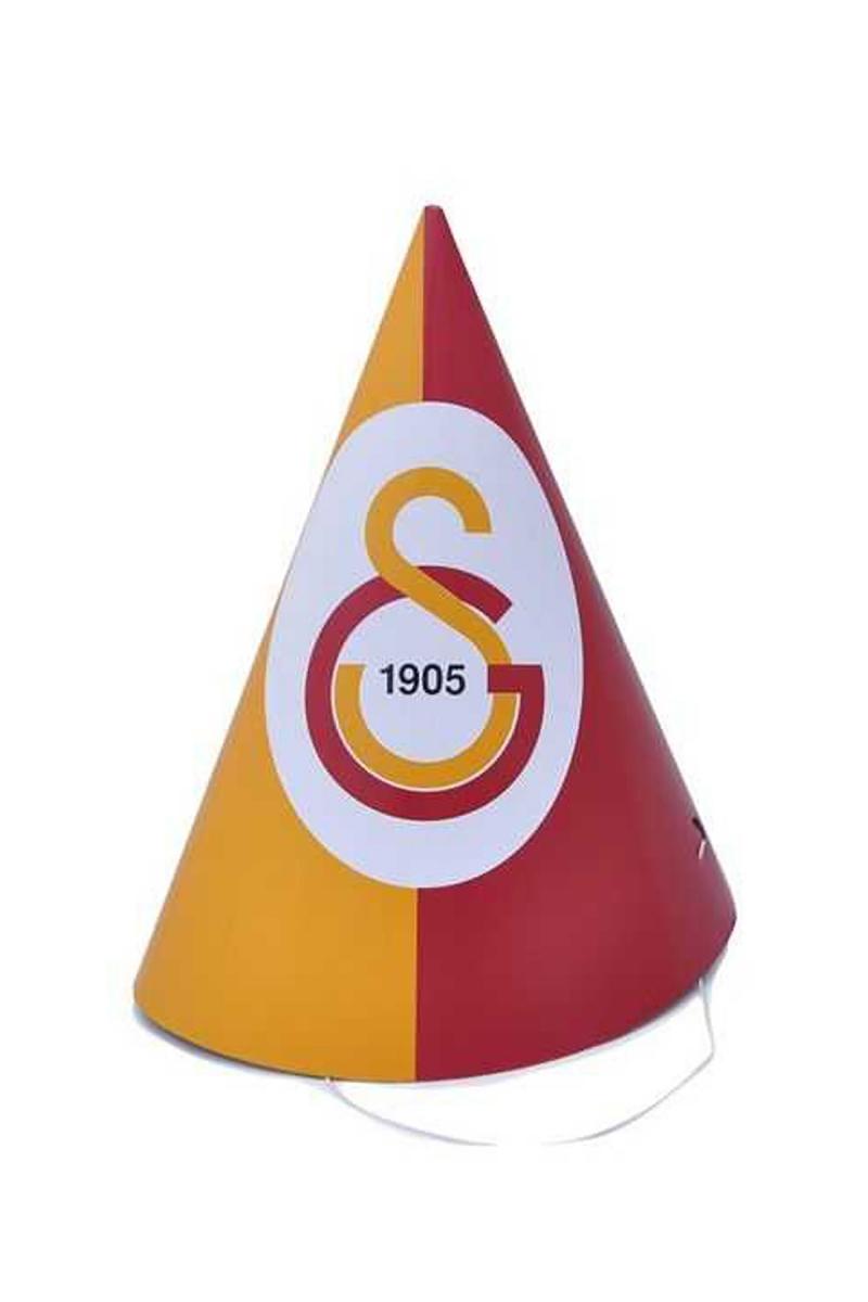 Galatasaray Külah Şapka 6lı