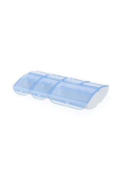 Plastik Günlük İlaç Kutusu 102x67x20 1 Adet