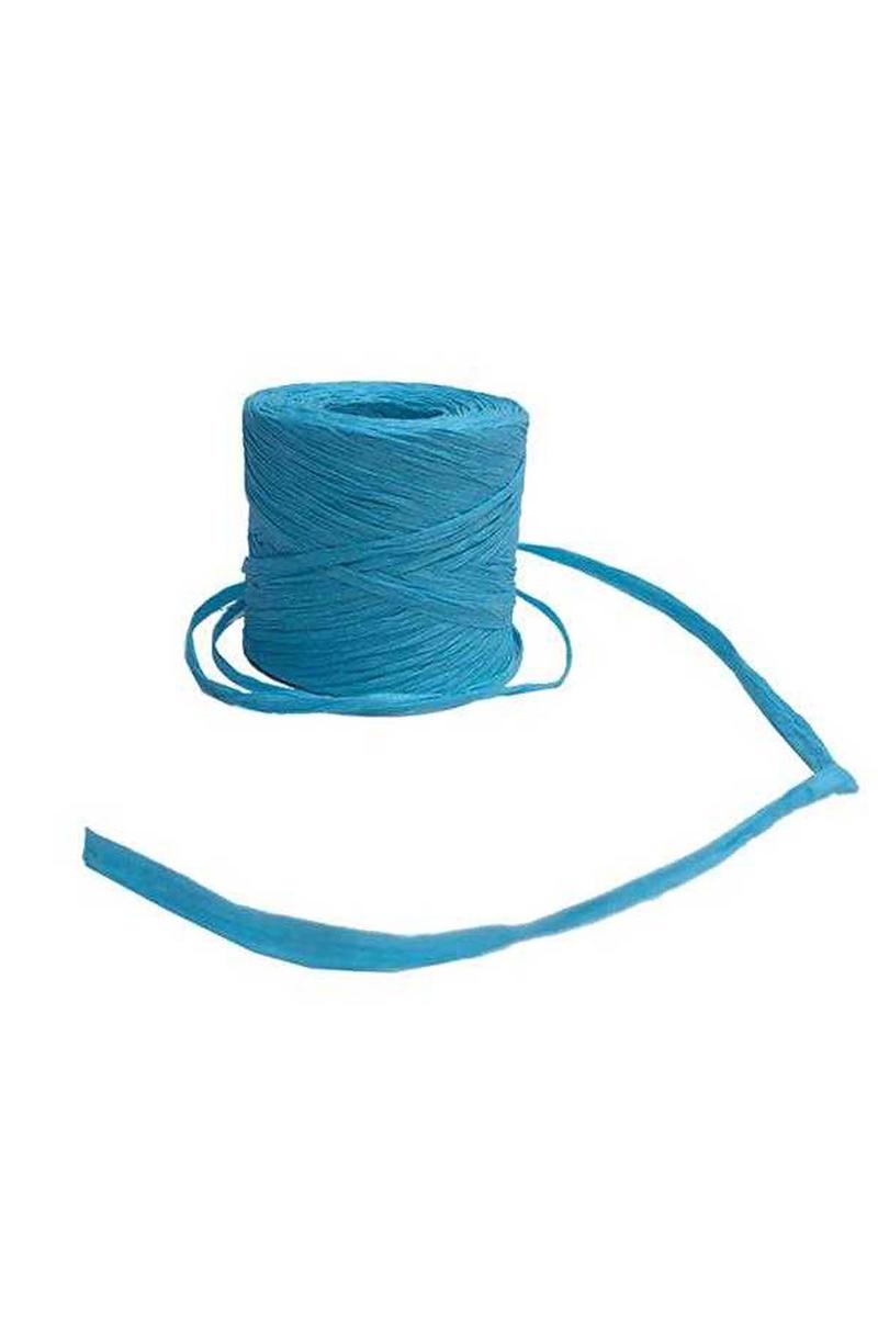 Rafya Jüt İp Mavi 2cm x 100m 1 Adet