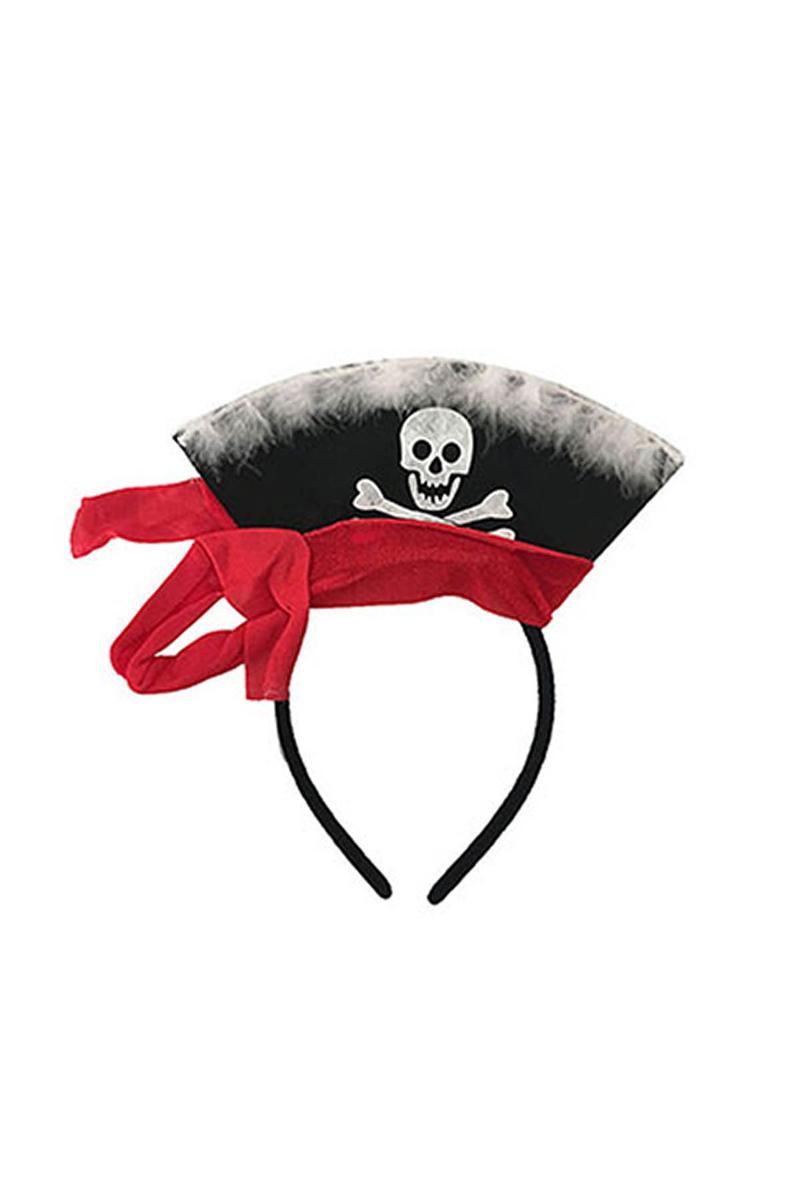 Korsan Şapkalı Parti Taç 1 Adet