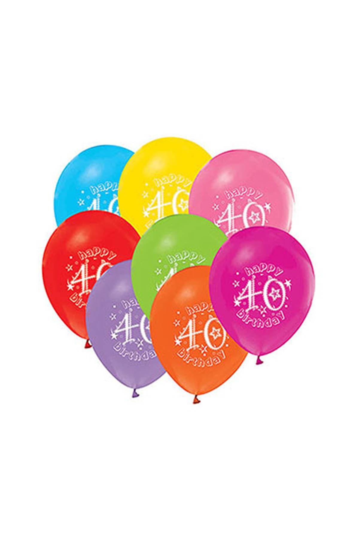 40 Yaş Balon