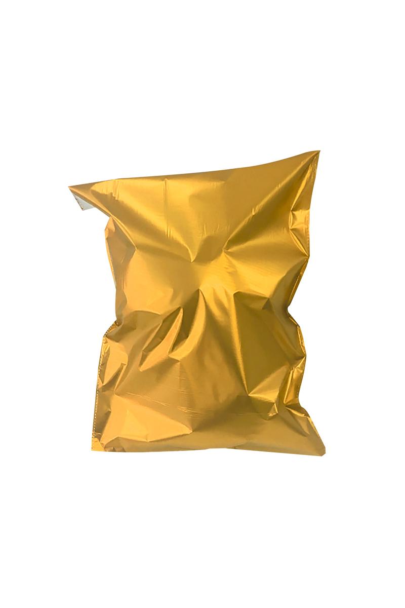 Altın Metalize Hediye Paketi 25 x 35cm 25li