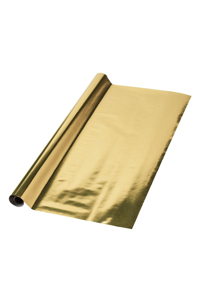 Altin Paketleme ve Süs Kagidi 50 x 80cm 5li Paket - Thumbnail