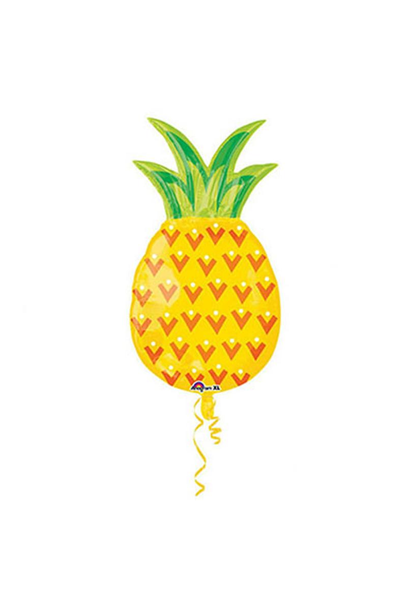 Ananas SuperShape Folyo Balon 78cm 1 Adet