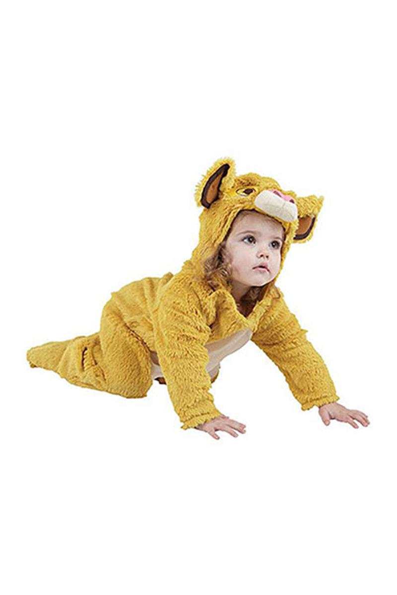 Aslan Kral Bebek Kostüm 1-2 Yaş 1 Adet