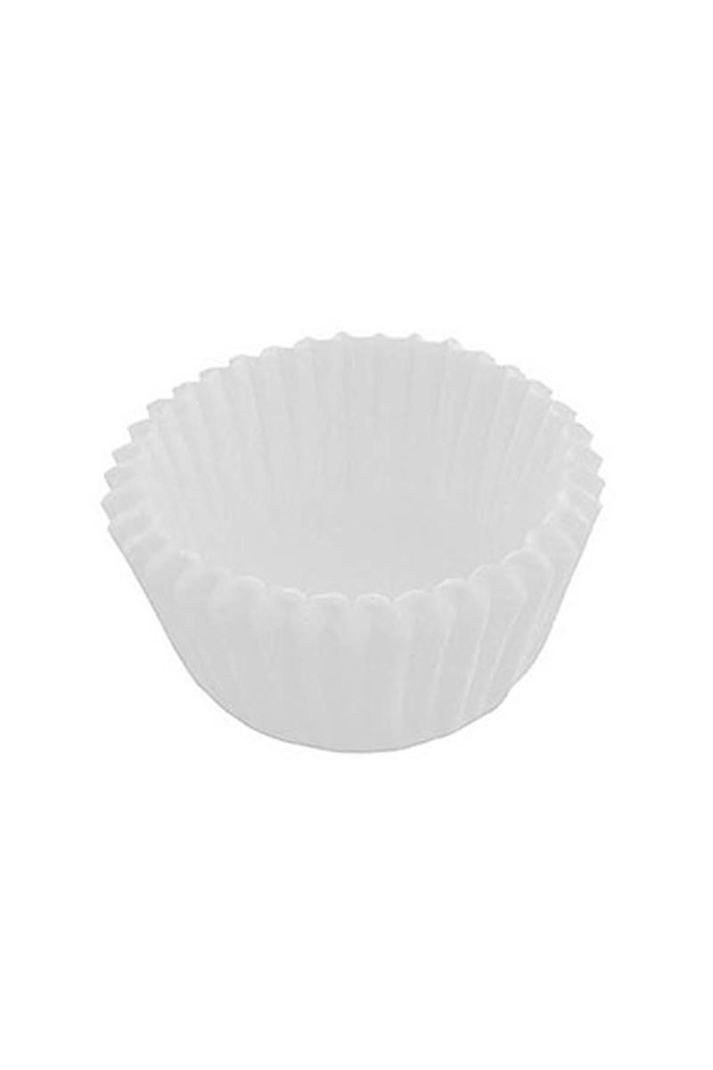 Beyaz Mini Muffin Kağıdı 1000li