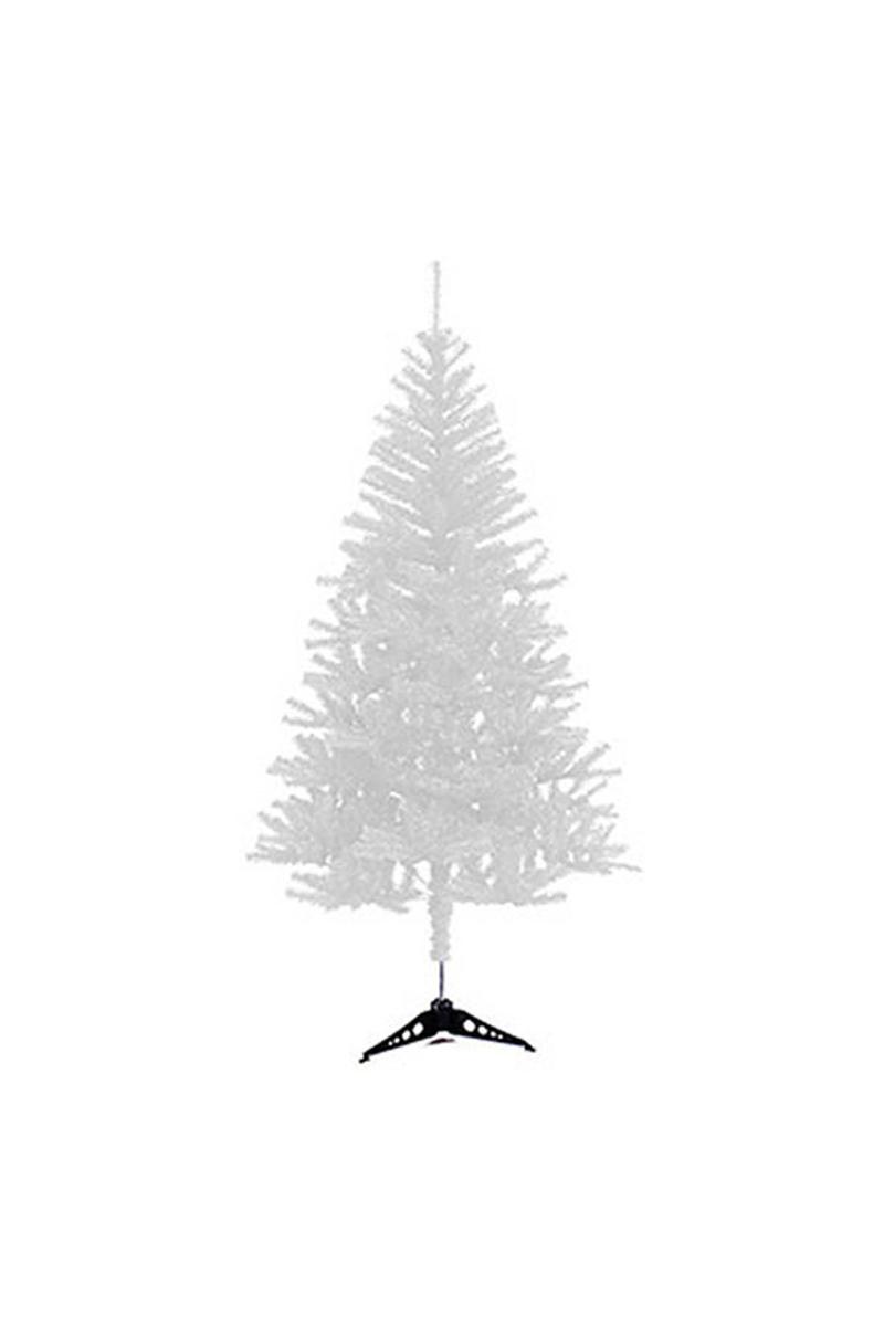 Beyaz Yılbaşı Çam Ağacı 120cm 110 Dal 1 Adet