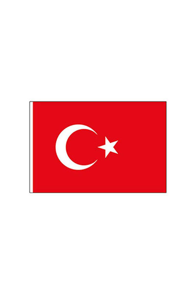 Kumaş Türk Bayrak 50x75cm 1 Adet