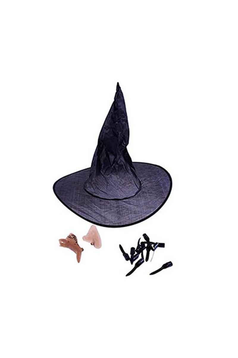 Cadı Aksesuar Seti 14lü