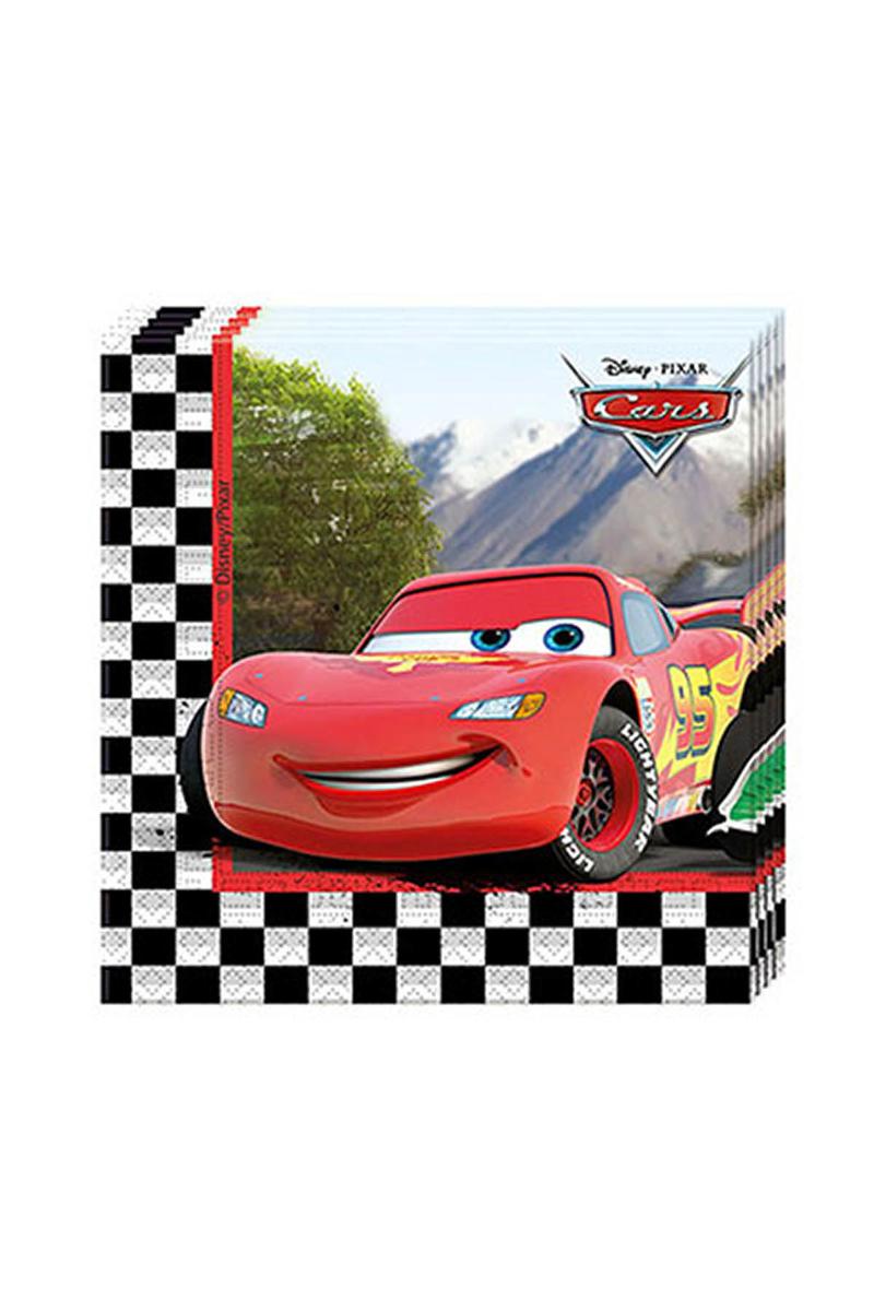 Cars Formula Kağıt Peçete 33x33cm 20li