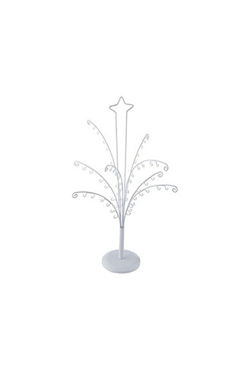 Metal Dilek Kurabiye Ağacı 15cm 1 Adet