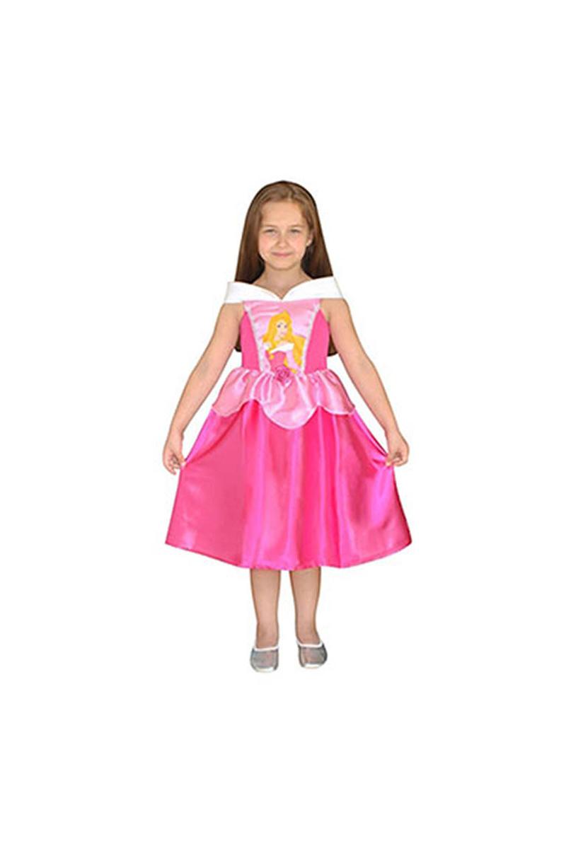 Disney Aurora Kostüm 7-9 Yaş 1 Adet