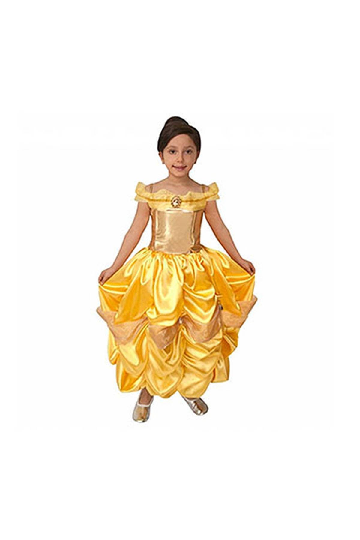 Disney Bella Butik Kostüm 4-6 Yaş