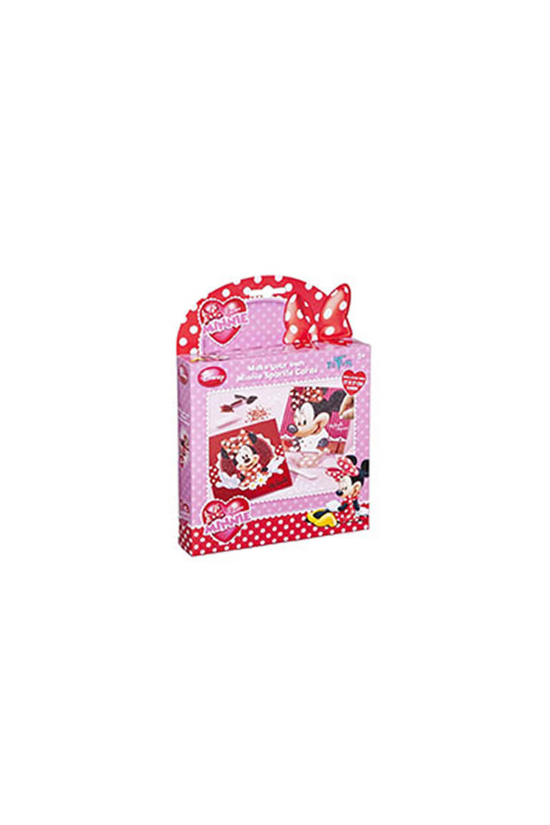 Disney Minnie Kart Seti 1 Adet
