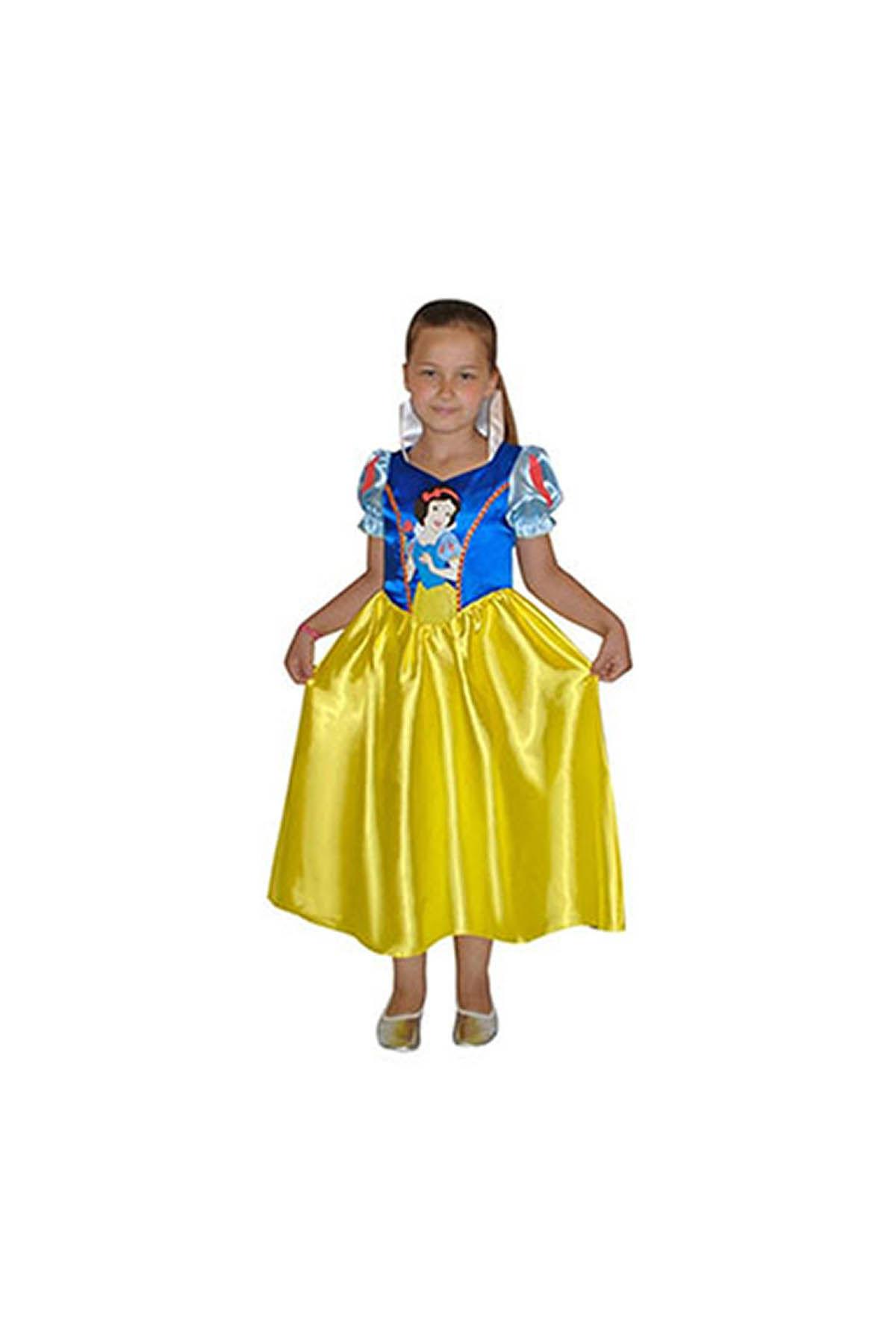 Disney Pamuk Prenses Kostüm 4-6 Yaş