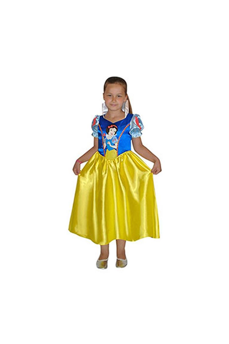 Disney Pamuk Prenses Kostüm 7-9 Yaş 1 Adet