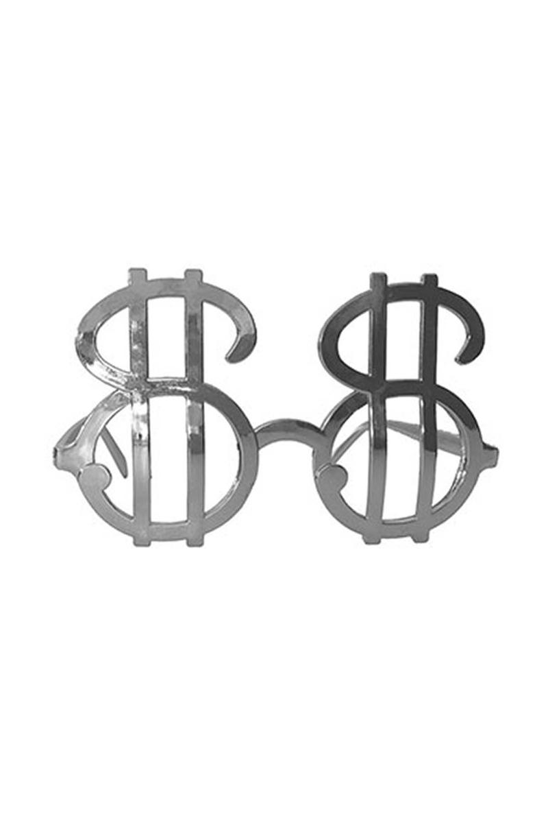 Dolar Gözlük Altın 1 Adet