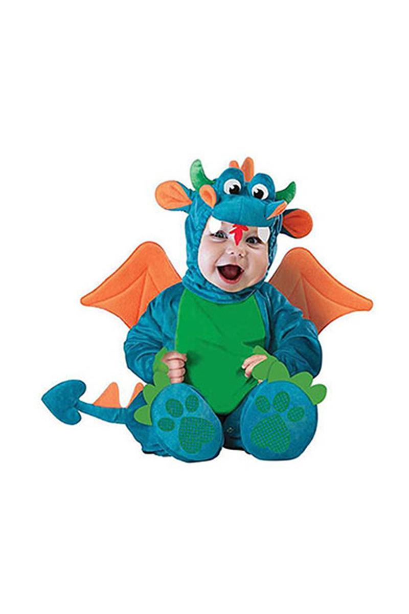 Ejderha Bebek Kostümü 12-18 Ay 1 Adet