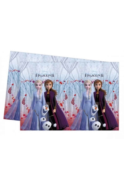 Frozen 2 Plastik Masa Örtüsü 120x180cm 1 Adet