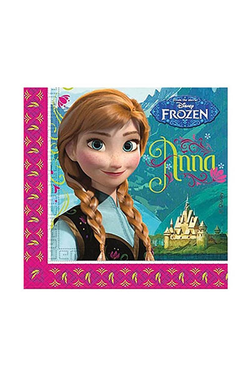 Frozen Kağıt Peçete 33x33cm 20li