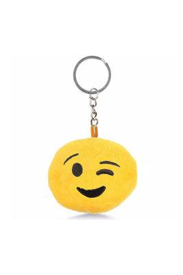 Göz Kırpan Küçük Emoji Anahtarlık