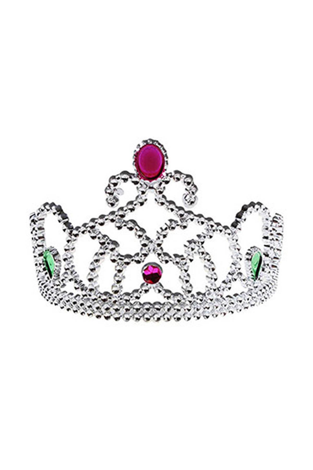 Gümüş Kraliçe Taç
